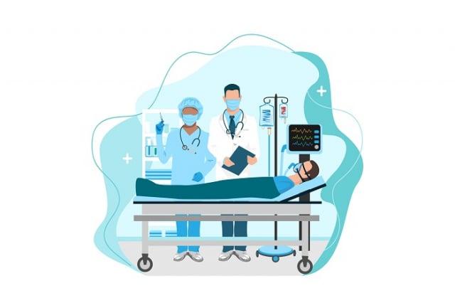 衷心敬佩願意投身急重症的學長、學姐,常常要開動輒好幾小時的手術,即使休假還是會出現在醫院關心病人狀況,如此盡心盡力救人,真的值得也需要大家的珍惜和感謝。(123RF)