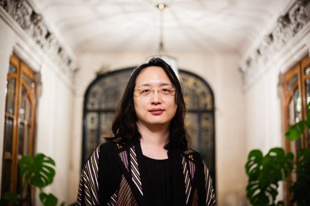 中華民國行政院政務委員唐鳳。(Audrey Tang/公有領域)