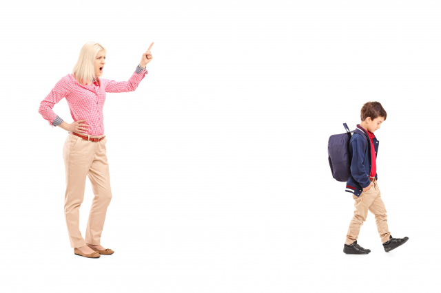 學生不到學校的原因,相當多元,協助的方式也不盡相同,一般認為親與師正向理解的態度,更能促成孩子的改變。(123RF)