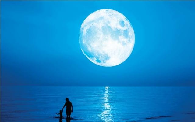 祖沖之編寫的《大明曆》中,測定月亮環行地球一周的時間,與現在科學測定的,相差不到 1 秒鐘。(Shutterstock)