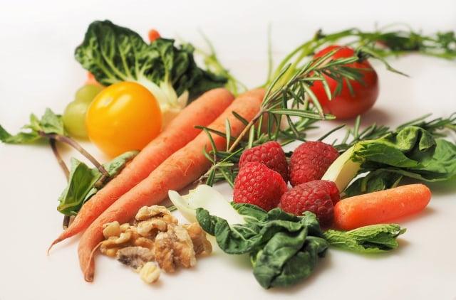 這項研究表明,食用蔬果會使壽命正向增加。(Pixabay)