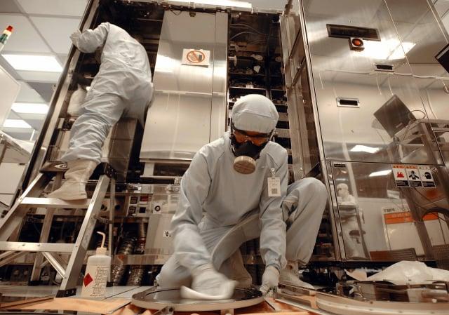 臺灣製造業研發經費近9年平均年增5.1%,呈現穩定上升的態勢。(SAM YEH/AFP via Getty Images)