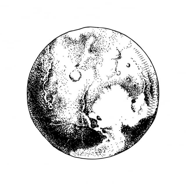 月球可能存在某種外星人,而他們已經生活在月球很長時間。(123RF)