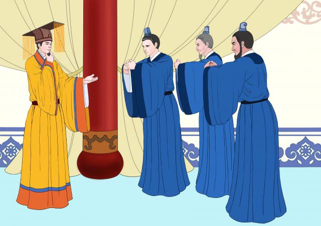 中華文化一直認為天人合一,認為人間的秩序,能夠達到繁榮昌盛,是因為符合天道。《禮記》中說:「大道之行,天下為公,講信修睦,選賢與能。」(圖/志清)