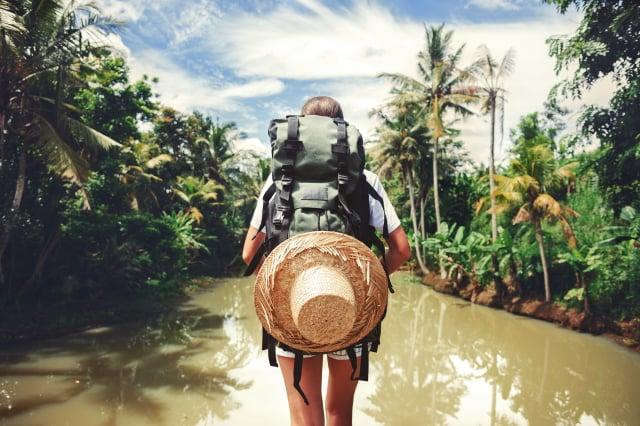 數位旅遊平臺Booking.com特別分享「五大獨旅小撇步」,一個人可以說走就走,擁有一段自在又充實的旅行!(Booking.com提供)