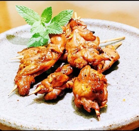 夏威夷雞肉串。(美國家禽蛋品出口協會提供)