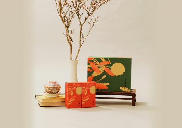2021年獨家限定特焙果香金萱烏龍「澄聚禮盒」用心相聚。(王德傳提供)