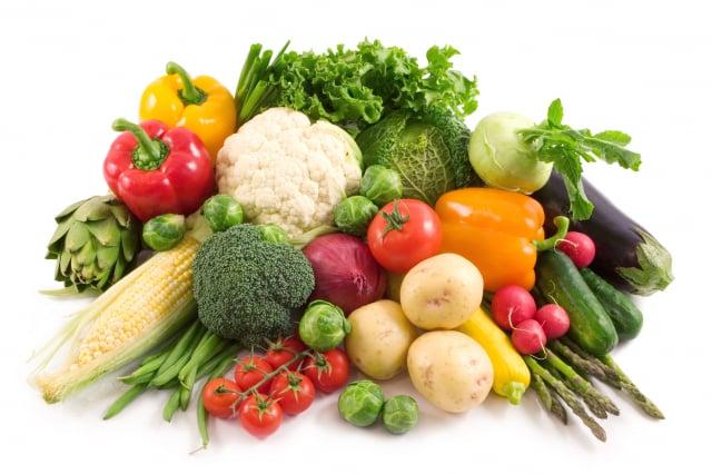 適當補充蔬菜對身體有益。(Fotolia)
