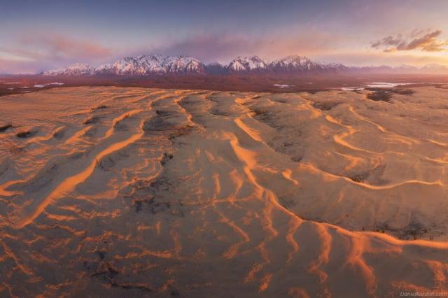 查拉沙漠面。(攝影師丹尼爾‧科爾丹提供)