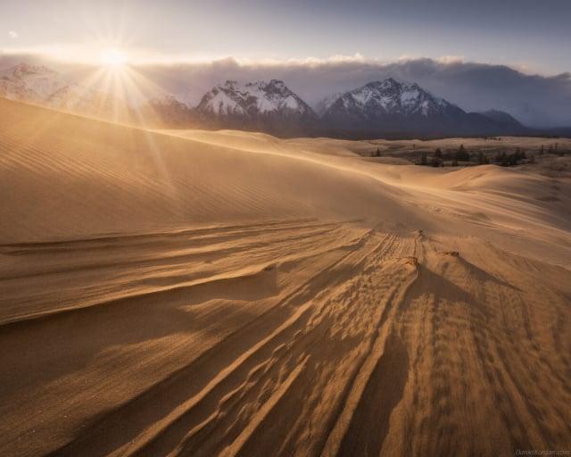 查拉沙漠(攝影師丹尼爾‧科爾丹提供)