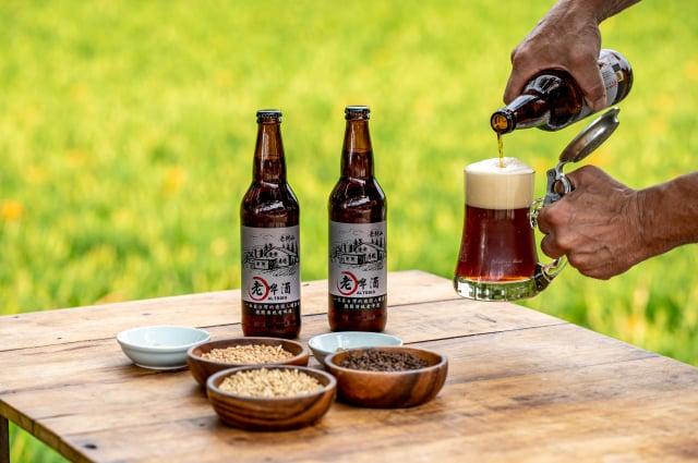 德國移民親釀道地德國鮮釀啤酒。(Airbnb提供)