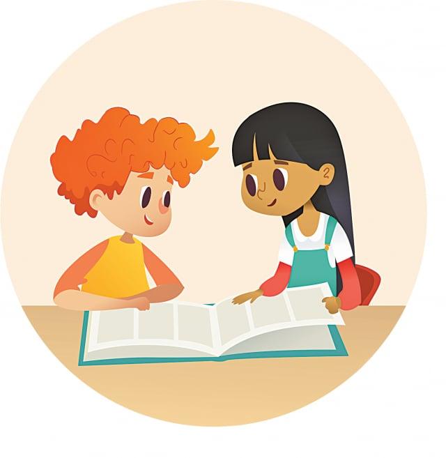 取得好成績是青少年與父母之間常見的話題,家長的正向鼓勵會帶來更好的效果。(123RF)