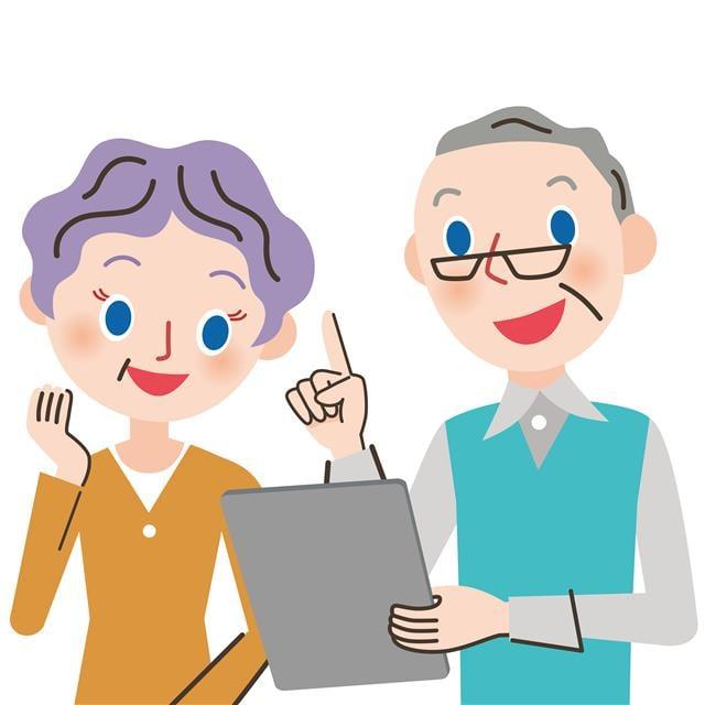 願意嘗試新東西的老人家,是我們這些年輕人的典範,值得學習效法的對象。(123RF)