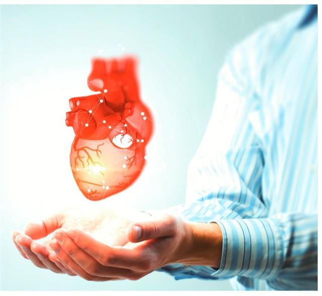 心臟功能出了問題,現代醫學有飛躍性的科技發展,可以在心臟上,另闢一條高速公路。(123RF)
