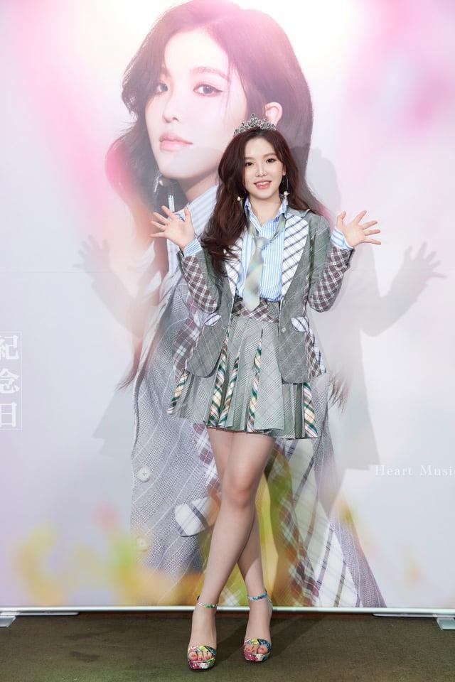 歌手王欣晨發行新EP《每天都是紀念日》。(歆動音樂提供)