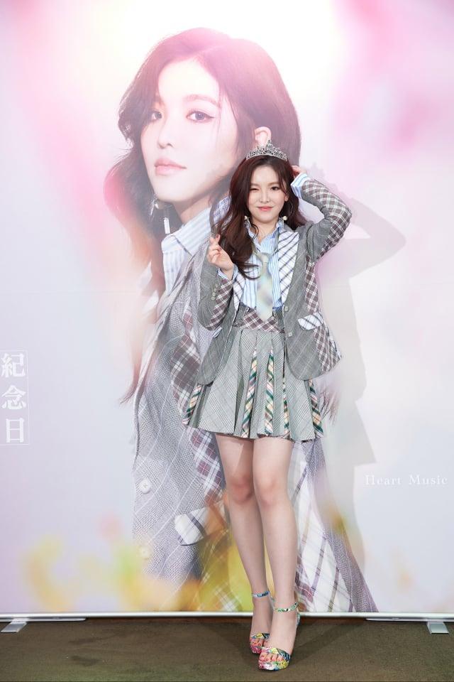 歌手王欣晨發行新EP《每天都是紀念日》。