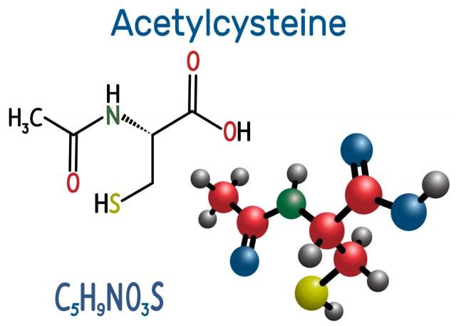 NAC具有抗氧化、抗炎和免疫調節特性,可能證明對COVID-19的治療和預防有益。(123RF)