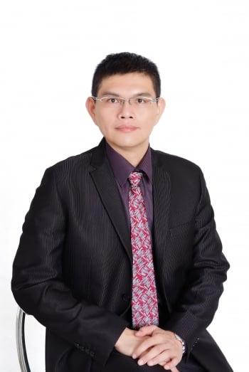 經營部落格和網路服務,謝文超獲得件數優異第一名。(公勝保經提供)