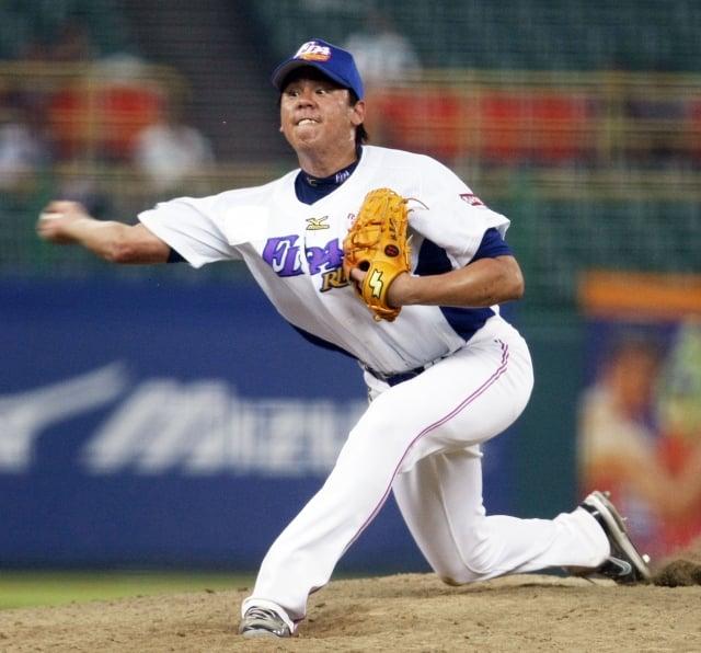本週五義大犀牛下半季的首場比賽,將由林晨樺擔任先發投手。(Getty Images)