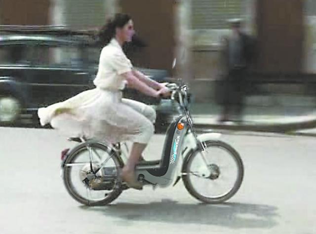 台純KUKUMA電動腳踏車。(台純提供)