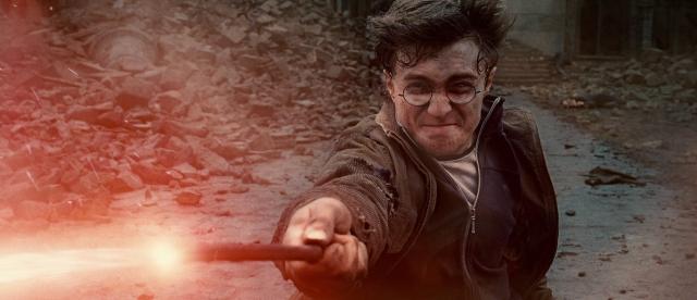 《哈利波特》劇照。(華納兄弟提供)