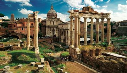 古羅馬廣場。(Fotolia)