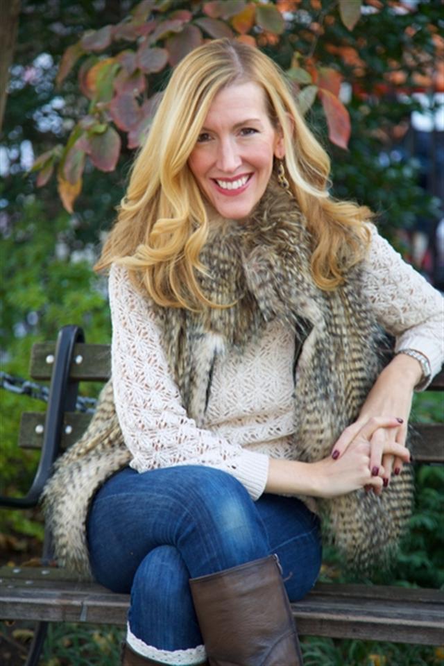 紐約YinOva針灸和自然療法中心的心理治療師朱莉‧拉爾森女士。(本人提供)