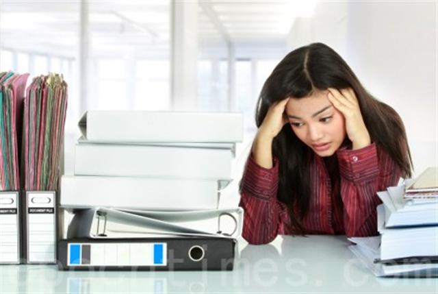 焦慮感剝奪了我們享受生活甚至是感受當下的能力。(Fotolia)
