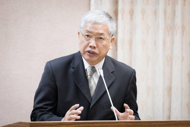 僑務委員會委員長陳士魁。(記者陳柏州/攝影)