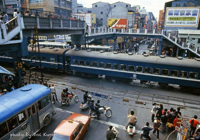 1984年台北西門町。(Doi Kuro提供)