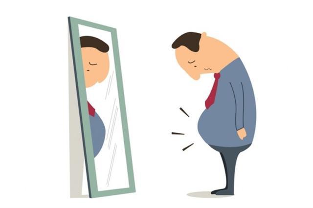 無論男女,人到中年就容易有發福危機。(fotolia)