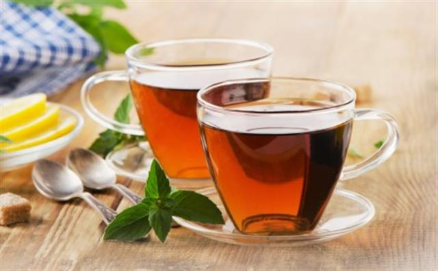 薄荷茶。(fotolia)