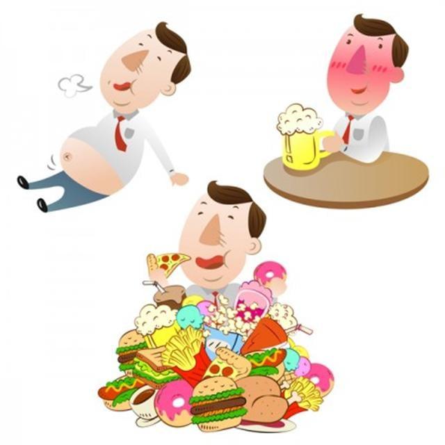 飲料本身的熱量,飲料更會引發對食物的渴望及需求而導致過食。(Fotolia)