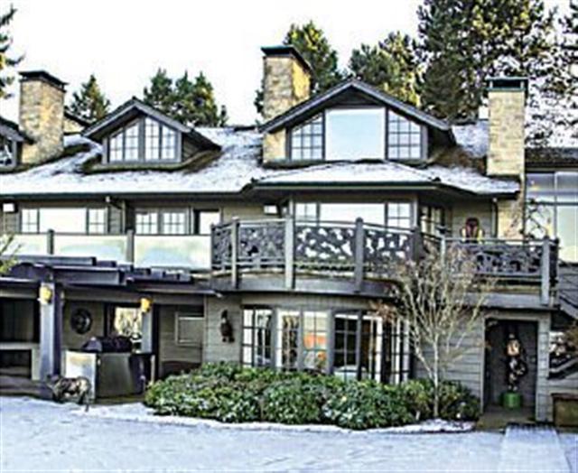 一名中國留學生年初以3,110萬加元(約1.5億元人民幣)購入溫哥華一座豪宅,轟動加拿大。(網路圖片)