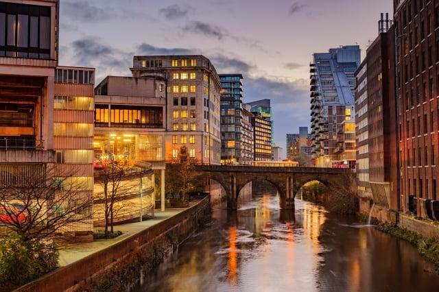 曼徹斯特的住宅出租市場供不應求,是英國房地產投資人首選之地。