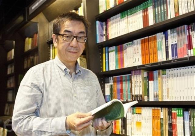 陶傑(Chip Tsao)香港作家及傳媒工作者,有「香江第一才子」之稱。(網路圖片)