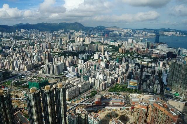 最新「2016人類自由指數」報告,香港連續6年排名第一。(記者宋祥龍/攝影)
