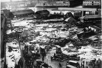 波士頓「糖漿海嘯」致21死150傷 哈佛學生找到線索