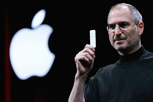 蘋果公司CEO史蒂夫•喬布斯(Steve Jobs)(Justin Sullivan/Getty Images)