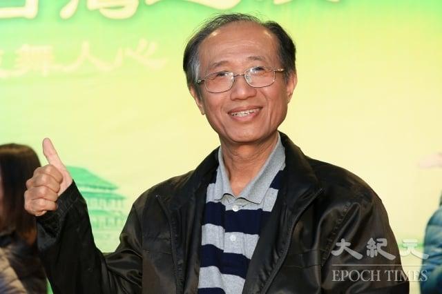 明新科技大學社會中心主任江順裕。(記者白川/攝影)