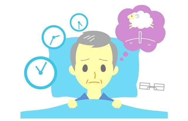 失眠有三種類型:難以入睡、半夜甦醒以及太早起床,許多失眠的人不單只有一種症狀。(123RF)