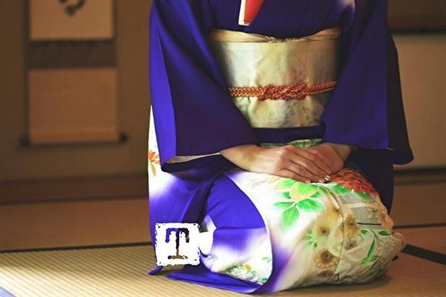 日本茶道其實是以茶傳「道」。(影片截圖)