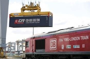 陸高鐵外交受挫 英媒:取消總額是興建2倍