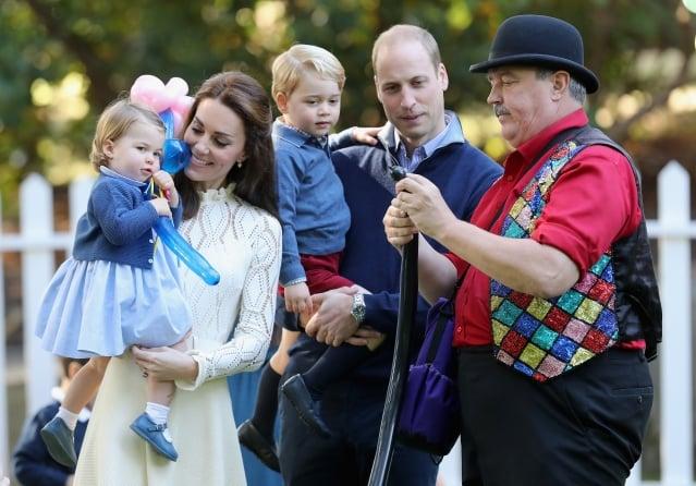 英國肯辛頓宮宣布,劍橋公爵夫人凱特再次懷孕。(Getty Images)