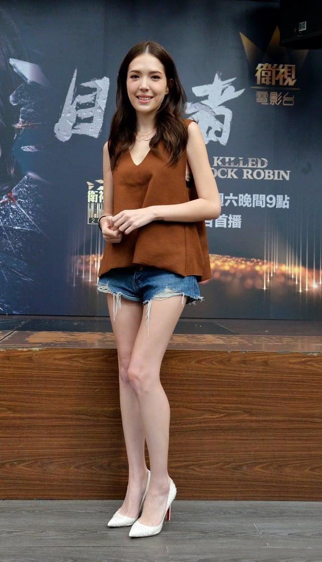 第54屆金馬獎入圍名單1日揭曉,許瑋甯將角逐女配角。(衛視電影台提供)
