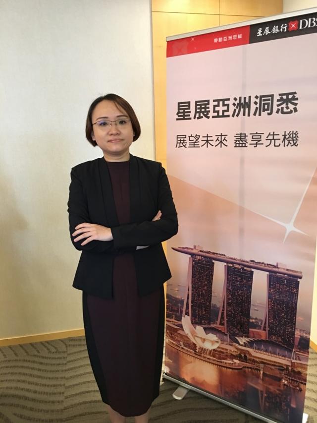星展集團經濟學家馬鐵英表示,從產業的視角來看,台灣在廣泛的製造業與服務業領域,相對東南亞具有比較優勢。(中央社)