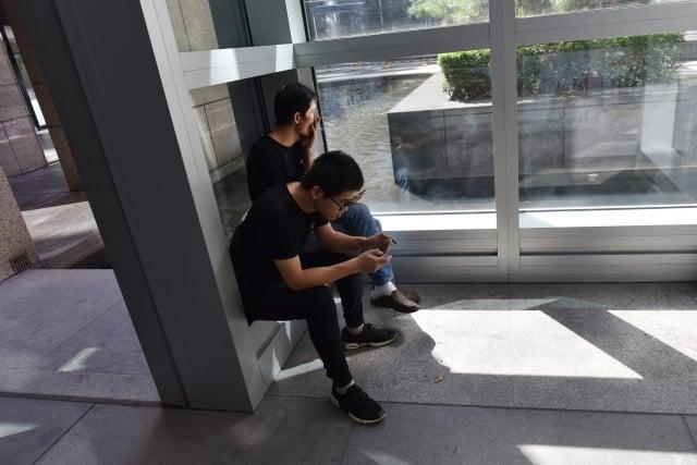 調查發現,中國大部分手機App存在侵權行為。(Getty Images)