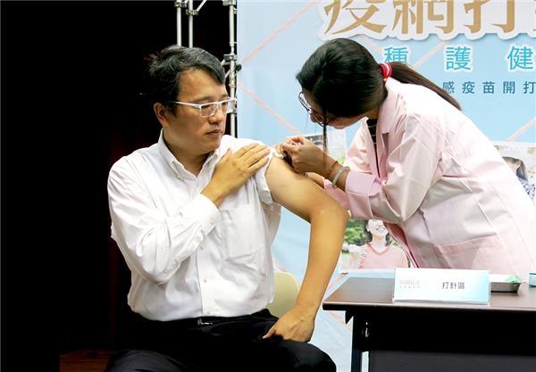 根據疾管署流感監測資料顯示,上週新增14例死亡,其中11例未施打流感疫苗。(衛福部疾管署提供)