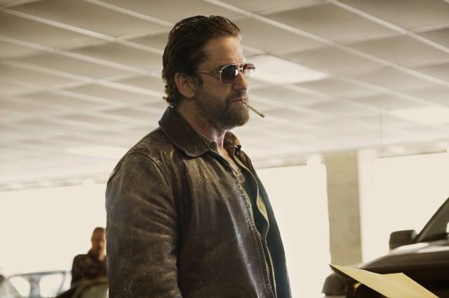 本片男主角尼克身為執法人員,但卻與正氣凜然沾不上邊,為人處事上更顯得野性十足。(CatchPlay提供)