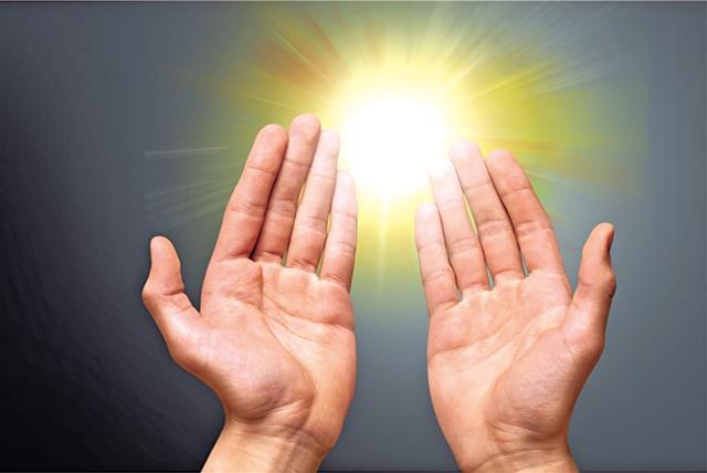 唯有釋放內心的負面情緒,如害怕、生氣和悲傷,讓正能量流通才容易康復。(Fotolia)
